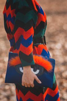 Olga Choi myblondegal fashion blogger 70s Autumn. Knit Dress By My Blonde Gal