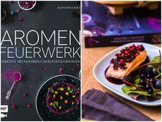 Buch Rezension - Aromenfeuerwerk, Katharina Küllmer - von den [Foodistas]