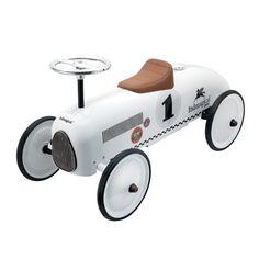 AUTOCLASSIC BOLIDO WHITE-SILVER