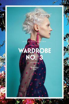 Wardrobe #3 Magazine