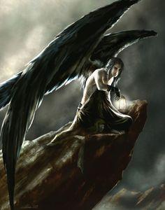 Ever present Angel ~ http://universal-wellness.blogspot.com/2015/02/baring-my-soul-and-planting-dream.html