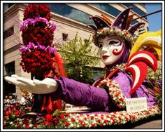 Grand Floral Parade  June 8, 2013  10:00 AM  Memorial Coliseum to downtown portland  You can buy reserved seats if you need!