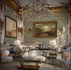 decoracion francesa interior | Decoración estilo Rococó