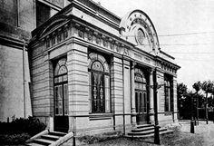 Teatro Lírico / Sala Beethoven. Barcelona