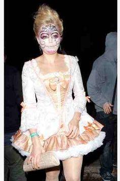 Elle celebrity halloween