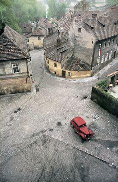 Franco Fontana, Prague, 1979