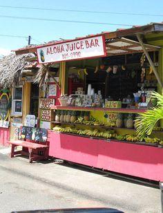 Aloha Juice Bar | Kauai, Hawaii