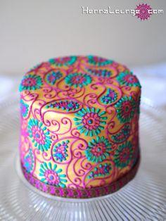 cake central henna tutorial.