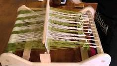 Ask the Woolery Series: Calculating yardage for a weaving project - YouTube