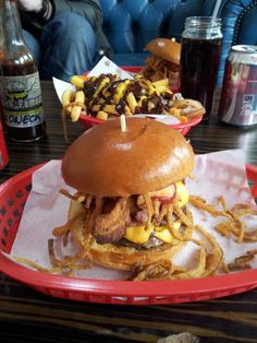 Smokey and the Bandit burger, Almost Famous, Manchester