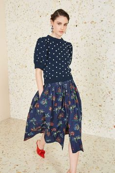 363cbec37a Katriane Skirt - Midnight Floral All About Fashion