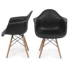 Found it at Wayfair - Arm Chair white, 2@$99