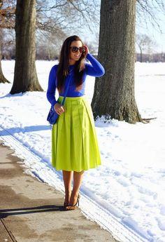 Moda de Temporada : Fabulosas faldas de moda - Temporada 2015