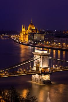 Budapest......I hear its one beautiful city !!