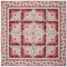 Close To My Heart Quilt Kit   Keepsake Quilting