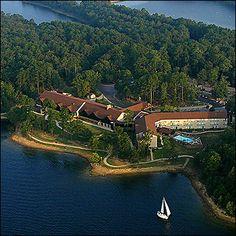 DeGray Lake Resort near Hot Springs, Arkansas, is another favorite family getaway spot.
