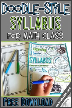 A Creative Syllabus for Math Class - Free Download
