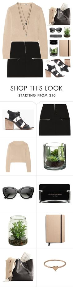 """yet to dream"" by martosaur ❤ liked on Polyvore featuring Madewell, Elizabeth and James, Miu Miu, Retrò, Narciso Rodriguez, Shinola and Catbird"