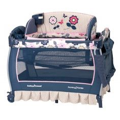 Features: Close N Cozy Bassinet:Use with playard and securely faste...