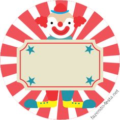 kit festa circo latinha