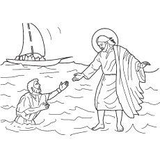 22 Best BIBLE: JESUS WALKS ON WATER images