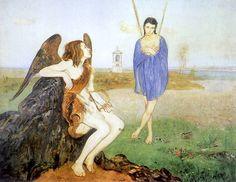 Vlastimil Hofman - Testament mojej sztuki, 1922