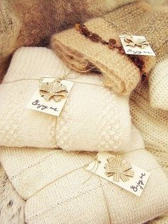 Cozy blankets in neutral colors  from Lovefrenchbulldogs.tumblr.com - check it out, it's fabulous!