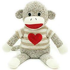 80add9c8434 34 Best Valentine s Day Plush Monkeys images