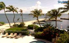 Live Cam Islamorada, Village of Islands - Florida