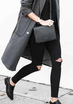 Dressed in black, edgy tailored trousers and accessorised in silver—you're a fashion killer ready to step to the streets in the hottest fashion trends. Click to collect the latest street style looks!