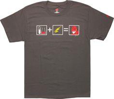 Flash Equation T-Shirt #blackfriday #blackfridaysale #blackfridaydeals #blackfriday2015