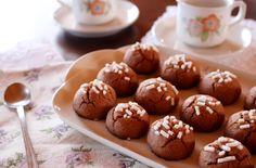 Biscotti da tè al cacao (gluten free)