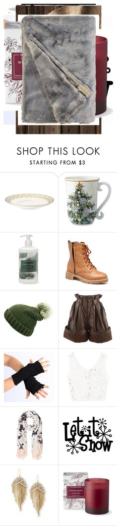 """""""Fall to winter fashion"""" by knmaem on Polyvore featuring Williams-Sonoma, MANGO, Issey Miyake, Witchery and Alexis Bittar"""