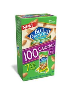 Awesome snack to carry around and maintain your blood sugar levels.. Almonds