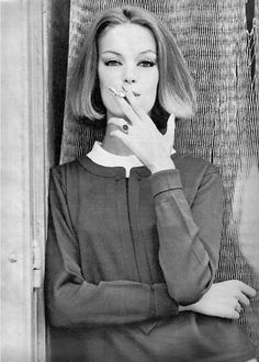 German Mexican Nena Von Schlebrugge was a successful model of the 1950s and 1960s. She is also Uma Thurman's mother.