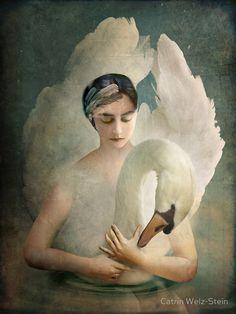 Odette (Swan Lake) Catrin Welz-Stein
