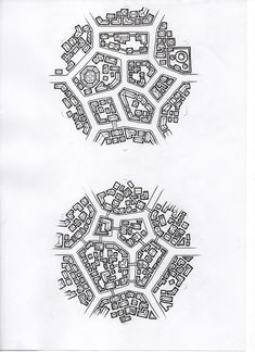 Cartography Elements Pack 1: Clip-Art and Photoshop