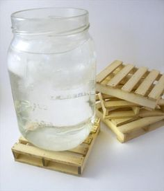 DIY Gifts: DIY Pallet Coasters | 101 Pallets