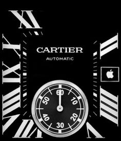 Apple Watch Face - Null watch face. null