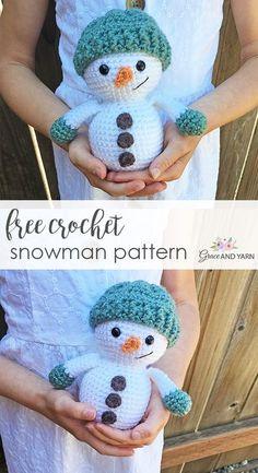 Crochet Amigurumi Free Patterns, Crochet Dolls, Crochet Yarn, Crochet Geek, Beginner Crochet, Easy Crochet, Free Christmas Crochet Patterns, Crochet Brooch, Crochet Angels