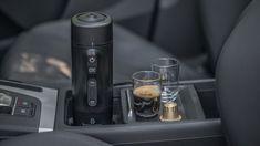 Mobile Expresso Machine Handpresso Auto capsule and Tari mountain pack 4 Nespresso, Capsule, Cool Gadgets, Minis, Coffee Maker, Mountain, Medium, Autos, Coffeemaker