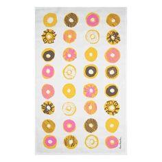 Doughnut Tea Towel