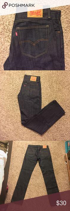 Levis 511 jeans Brand new never worn. Levis 511's 36x36 Levi's Jeans Slim Straight