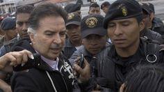 Ex presidente Portillo vuelve a Guatemala tras cumplir condena por corrupción en Estados Unidos
