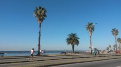 Rambla - Montevideo - Uruguay