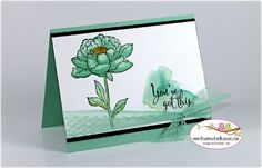 Stampin Up You've Got This for Stamping and Blogging Sketch #105, card by Sandi @ www.stampinwithsandi.ca