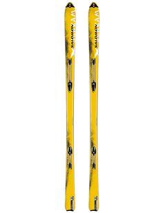 Scream Series, Ski Equipment, Skiing, Ski