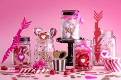 Rakenna ihana karkkibuffet | Build a sweet candy buffet