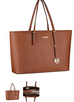 MK tote travel bag, want it!!!