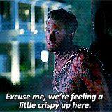Funny True Blood quote - Favorite Eric Northman Quotes. Crispy... Alexander Skarsgard.
